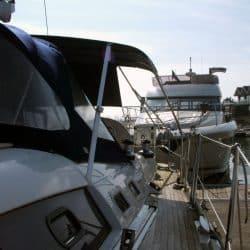 Beneteau Oceanis 50, 2006 model, Bimini _4