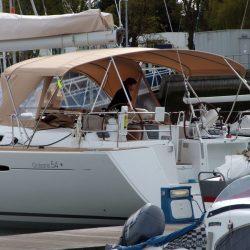 Beneteau Oceanis 54 Bimini_2