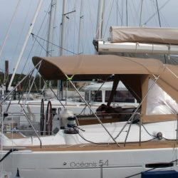 Beneteau Oceanis 54 Bimini_3
