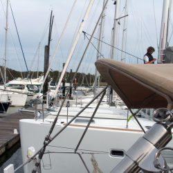 Beneteau Oceanis 54 Bimini_4