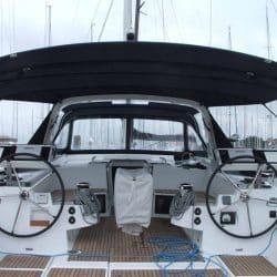 Beneteau Oceanis 55 Bimini_2