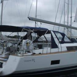 Beneteau Oceanis 55 Bimini_4