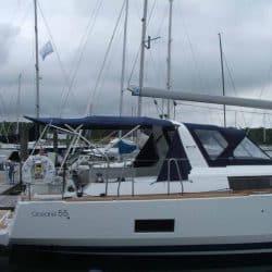 Beneteau Oceanis 55 Bimini_5