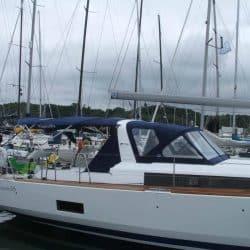 Beneteau Oceanis 55 Bimini_6