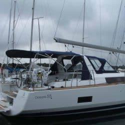 Beneteau Oceanis 55 Bimini_7