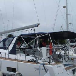 Beneteau Oceanis 55 Bimini_8