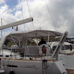Beneteau Oceanis 58 Bimini_3