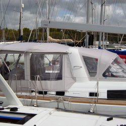 Beneteau Oceanis 58 Optional Bimini Conversion_2