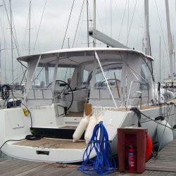 Beneteau Oceanis 58 Optional Bimini Conversion_1