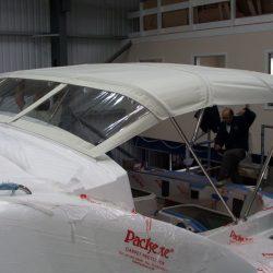 Discovery 50 Catamaran Bimini_10