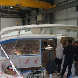 Discovery 50 Catamaran Bimini_11