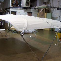 Discovery 50 Catamaran Bimini_13