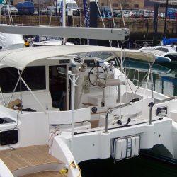 Discovery 50 Catamaran Bimini_2