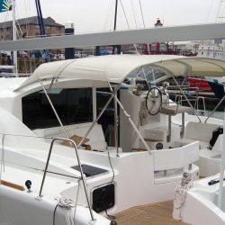Discovery 50 Catamaran Bimini_3