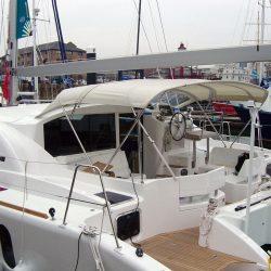 Discovery 50 Catamaran Bimini_4