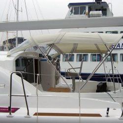 Discovery 50 Catamaran Bimini_5