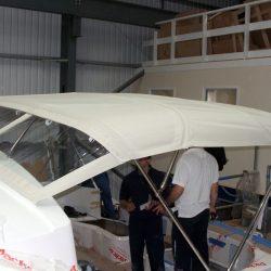 Discovery 50 Catamaran Bimini_9