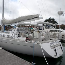 Grand Soleil 56, Mad Monkey, 3 part Bimini with Side Shade Panels_14