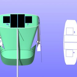 Bimini designed to take fitment of solar panels_6