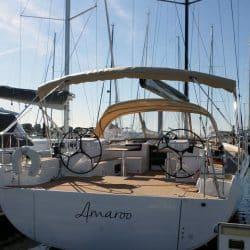Hanse 575 Bimini, wider non standard design_8