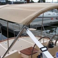 Island Packet 460 Bimini_5