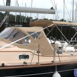 Island Packet 460 Bimini_6