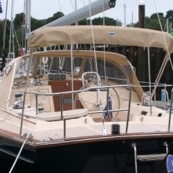 Island Packet 460 Bimini_3