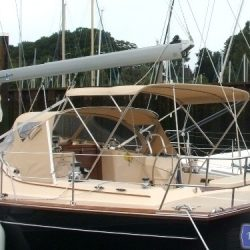 Island Packet 460 Bimini_2