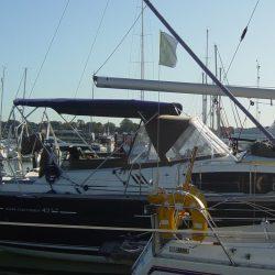 Jeanneau Sun Odyssey 42ds Bimini 2009 onwards_1