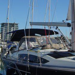 Jeanneau Sun Odyssey 42ds Bimini 2009 onwards_2