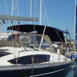 Jeanneau Sun Odyssey 42ds Bimini 2009 onwards_3