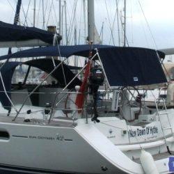 Jeanneau Sun Odyssey 42i Bimini_1