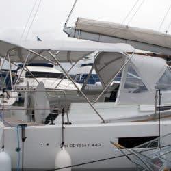 Jeanneau Sun Odyssey 440 Bimini_1