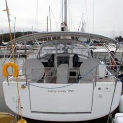 Jeanneau Sun Odyssey 440 Bimini_4