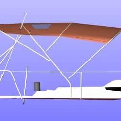 Jeanneau Sun Odyssey 449 Bimini_10