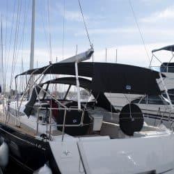 Jeanneau Sun Odyssey 449 Bimini_2