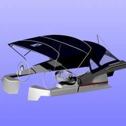 Jeanneau Sun Odyssey 44DS Bimini_11