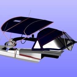 Jeanneau Sun Odyssey 44DS Bimini_10