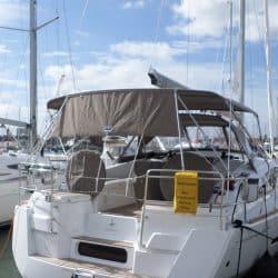 Jeanneau Sun Odyssey 44DS Bimini_2