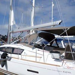 Jeanneau Sun Odyssey 44DS Bimini_5