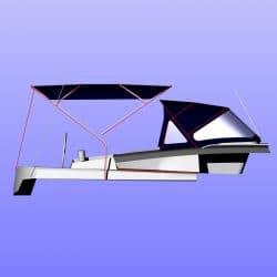 Jeanneau Sun Odyssey 44DS Bimini_9