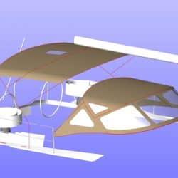 Jeanneau Sun Odyssey 469 Bimini, design 1_10