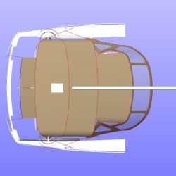 Jeanneau Sun Odyssey 469 Bimini, design 1_11