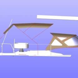 Jeanneau Sun Odyssey 469 Bimini, design 1_15