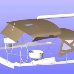 Jeanneau Sun Odyssey 469 Bimini, design 1_9