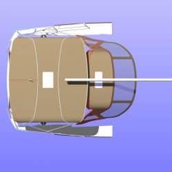 Jeanneau Sun Odyssey 469 Bimini, design 2_22
