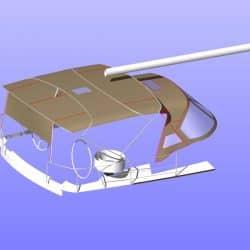 Jeanneau Sun Odyssey 469 Bimini, design 2_24