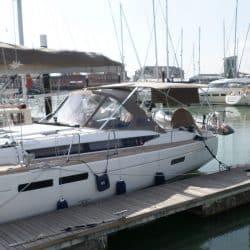 Jeanneau Sun Odyssey 469 Bimini, design 2_13