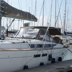 Jeanneau Sun Odyssey 469 Bimini, design 2_15