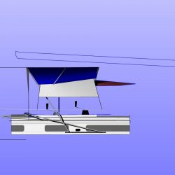 Approximate heights from Fwd cockpit floor